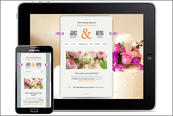 wedding website1
